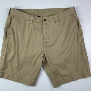 Polo By Ralph Lauren Mens Chino Shorts Size 38